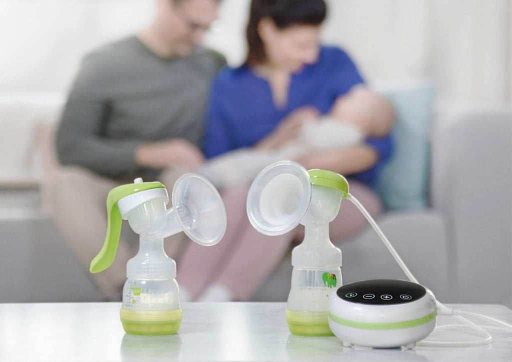 Double_breast_pump